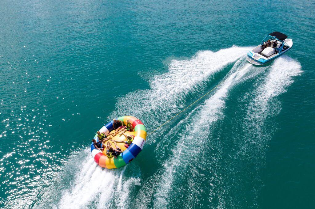 Disco Boat fahrt am Wörthersee
